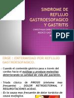 Sindrome de Reflujo Gastroesofagico y Gastritis