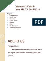 Abortus Kel. b