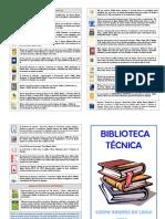 Biblioteca Técnica 2014