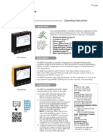 GF 9900 Manual