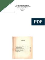 NASCIMENTO, C. O que é filosofia medieval.pdf