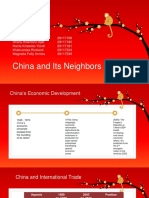 Syndicate 1 - China and Its Neighbors.pptx