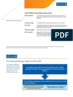 At a Glance Strategy and Work Plan 2019 2023 Consultation
