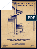 Geometrias & Graphicas 2015 Proceedings