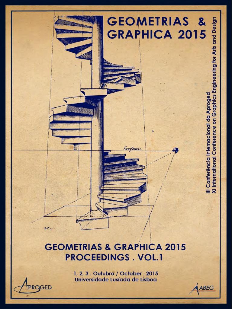 Geometrias graphicas 2015 proceedings fandeluxe Images