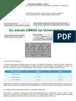Libras Conteudo Online Aula 06
