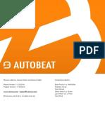 AutoBeat v1.1 Manual ENG