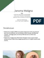 Melanoma Maligna PPT