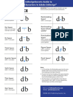 The InDesignSecrets Guide to Special Characters in Adobe InDesign