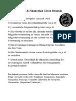Anmelde- & Finanzplan
