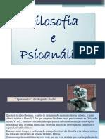 FIlosofia e Psicanálise - Mito