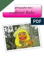 professor ruby photographic diary v2