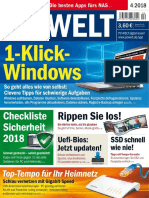 PC WELT 04 2018 red