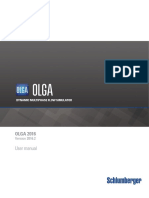OLGA User Manual