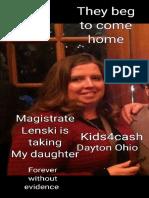 Magistrate Kathleen Lenski Dayton Ohio