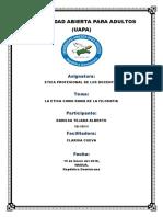 ETICA PROFESIONAL DE LOS  DOCENTE, TAREA 1.docx