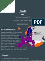 Olanda - Proiect Demografie