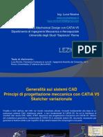 Catia_Lezione_1