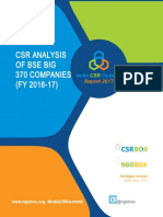 5. India CSR Outlook Report 2017 NGOBOX
