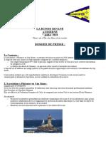 Dossier de Presse Ronde Senane