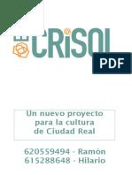 Dossier de publicidad El Crisol de Ciudad Real