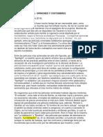 Juan Manuel de Prada. Opiniones y Constumbres