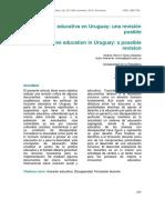 Vol. 4, Núm. 2 (2014) Inclusión Social y Educativa (Noviembre 2014 - Abril 2015) - Andrea Jimena Viera Gómez, Yliana Zeballos