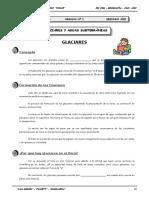Guía Nº 1 - Glaciares y Aguas Subterráneas