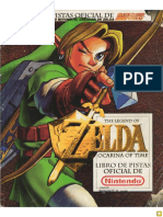 [Guía Oficial] the Legend of Zelda Ocarina of Time n64 Pal