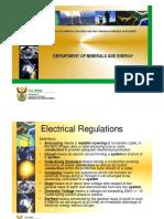 Electrical Regulations
