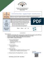 k-12 agenda 3