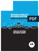 Point-To-Multipoint Network Design Guide