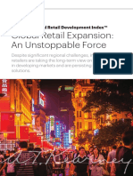 Global Retail Expansion-An Unstoppable Force - 2015 GRDI