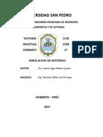 IIS_SS_PropuestaInvestigacionFormativa (Castro Ugas Robert)