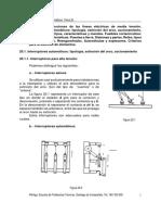 Sistemas Electrotécnicos y Automáticos. Tema 20