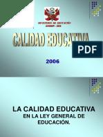 3-Calidad Educativa_Matriz y Autoevaluacion