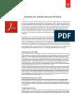 Document Cloud Security Overview De