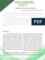 Boletim de Conjuntura v. 2 n. 6 Visentini Peres Brasil