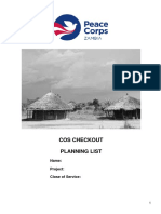 COS Check List Effective January 1 2018-Blank