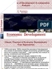 Classic Theories of Development a Comparative Analysis