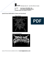 Metal Bulletin Zine 145