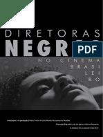 Diretoras negras Cinema Brasileiro