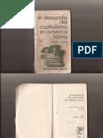 Cueva, Agustin- El Desarrollo Del Capitalismo en America Latina