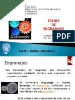 Trenes de Engranajes Ordinarios_Clase de Teoría_JR_para Estudiantes