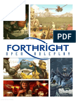Forthright Creative Commons Rulebook
