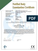 SIM800C CE(RED) Certificate 2017