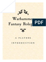 WFRP Primer