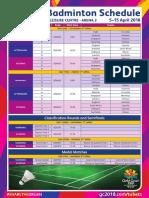 Badminton Schedule v3