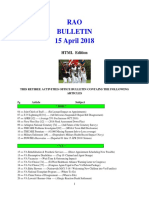 Bulletin 180415 (HTML Edition)