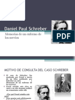 Daniel Paul Schreber  ANALISIS